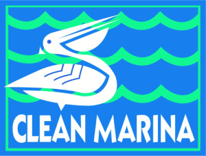 Florida Department of Environmental Protection Clean Marina Logo