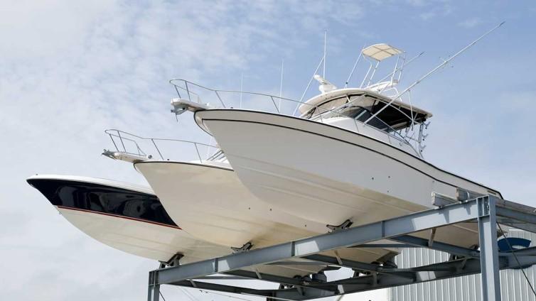 Boat Storage, Shutterstock Photo