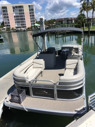 23'Benninton Pontoon
