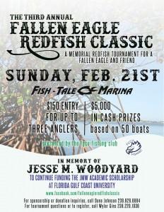 Fallen Eagle Redfish Classic