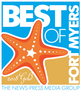 Best of Ft. Meyers Gold Winner award