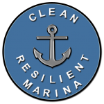 Clean & Resilient Marina Logo